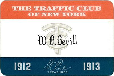 1912 Membership
